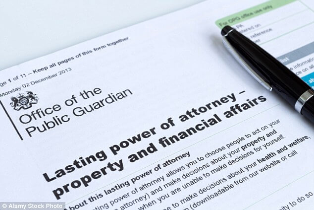 Business Lasting Powers of Attorney (LPA)